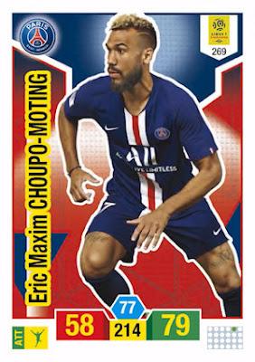 460 BENJAMIN BOURIGEAUD # STADE RENNAIS CRACK CARD ADRENALYN LIGUE 1 2019 PANINI