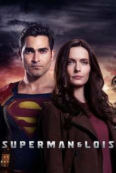 Superman e Lois 1ª Temporada Torrent – WEB-DL 720p/1080p Legendado