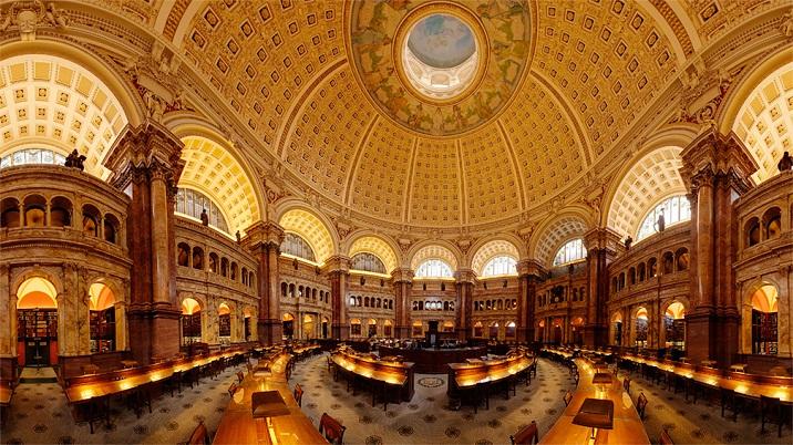 Asal Usul Library of Congress, Perpustakaan Terbesar di Dunia