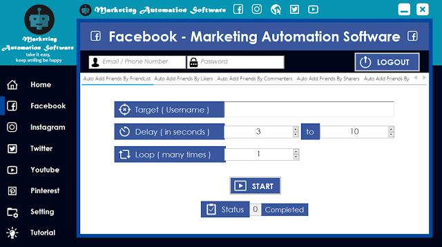 Cara Cepat Tambah Teman Berdasarkan Daftar Pertemanan di Facebook Secara Automatis