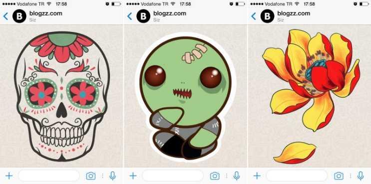 Bu uygulama aynı zamanda Whatsapp yazı rengi değiştirmek için kullanılabilir.