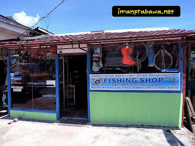 Fishing Shop Tanjung Uban