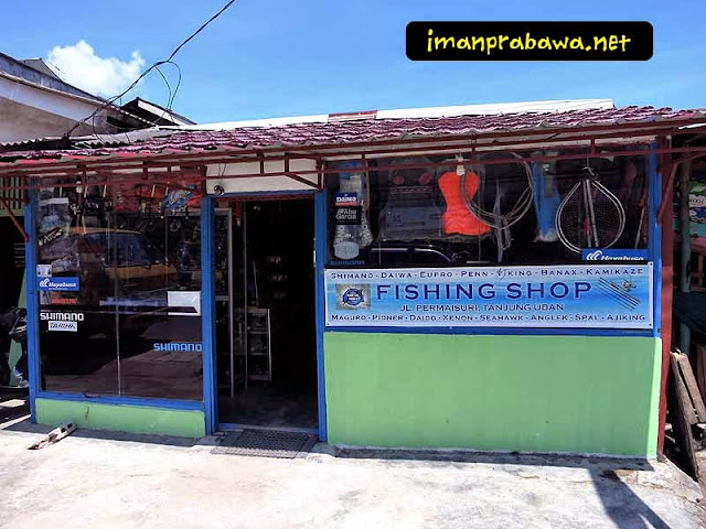 Fishing Shop Tanjung Uban