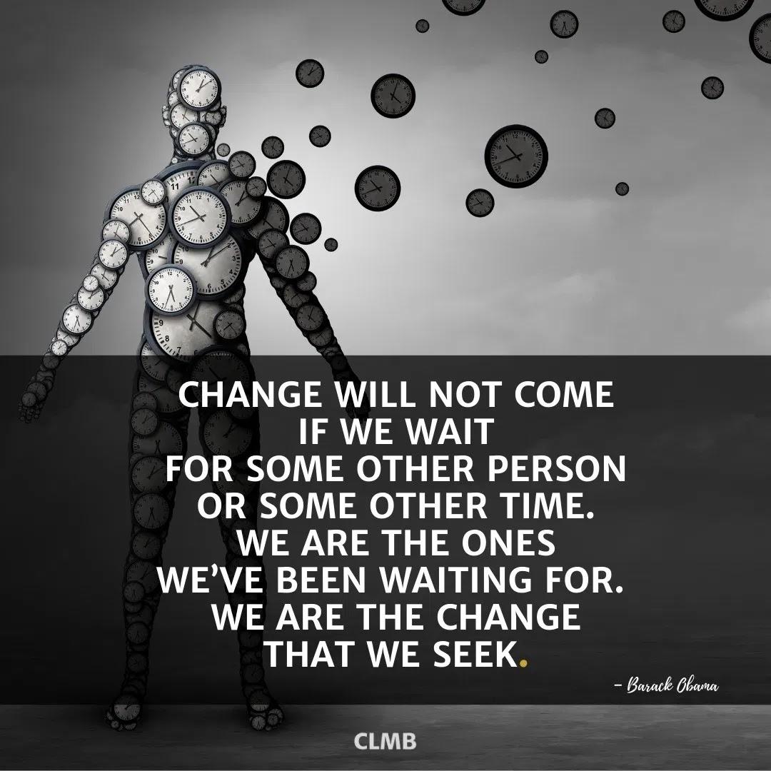 change-will-not-happen