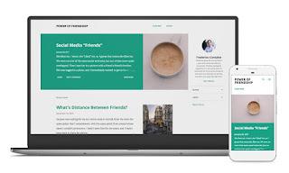 Blogger Rilis 4 Template Terbaru: Responsive, Fast Loading, Modern!