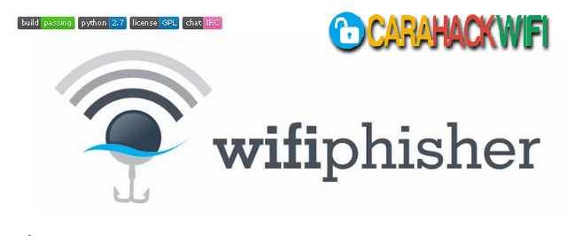 Bobol WPA Menggunakan Wifiphisher di Kali Linux