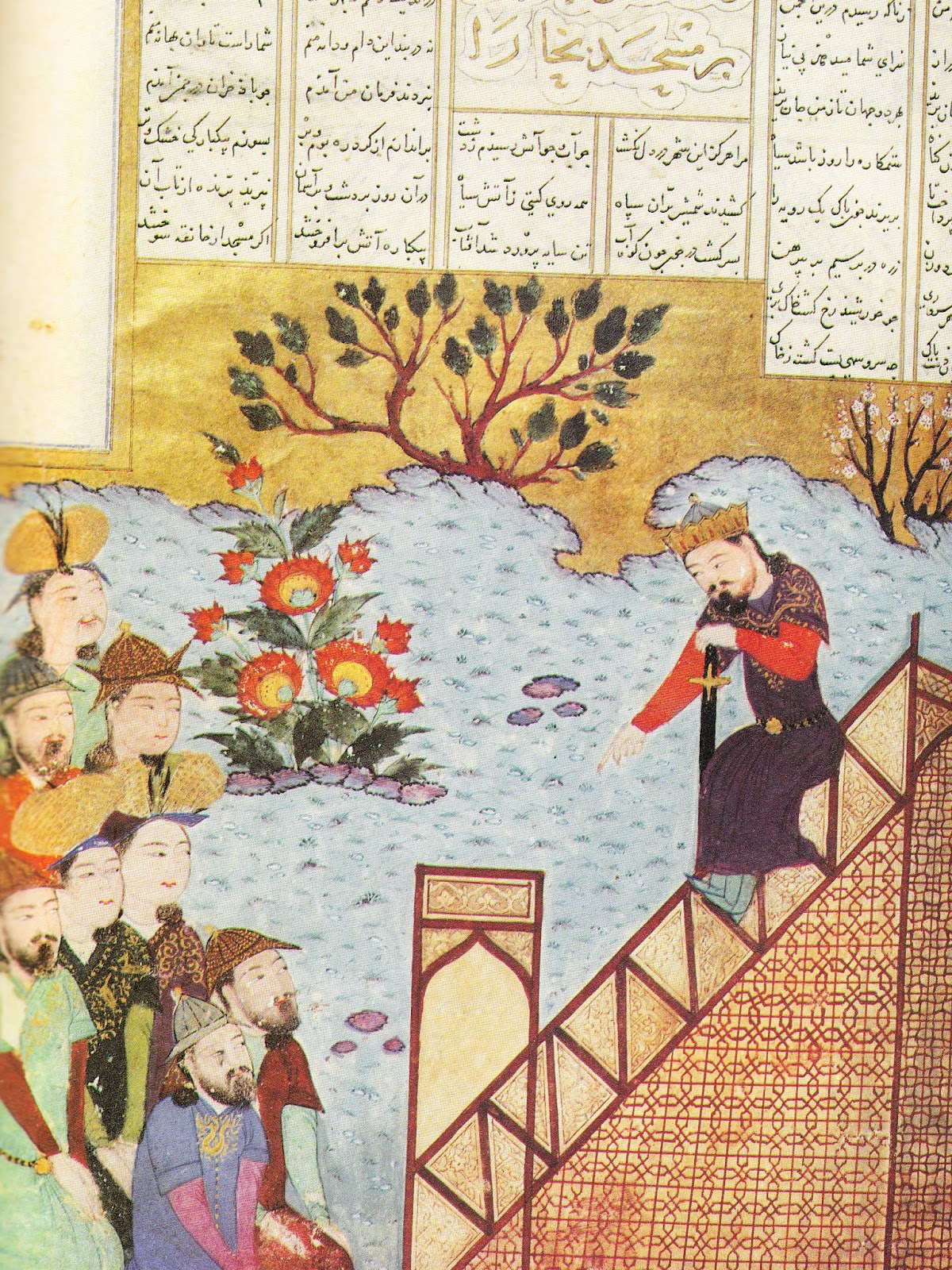 did the mongols really hate islam or just the muslims arrogance second 1 bp pot com m47qy1lwlme ugou8xedxii aaaaaaaaa g cxy9bcxpw6g s1600 khan at bukhara jpg