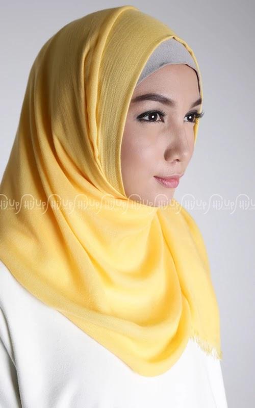 Tips Memilih Hijab Sesuai Bentuk Wajah