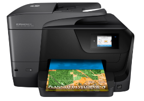 HP OfficeJet Pro 8710 All-in-One Printer series Driver Downloads & Software for Windows