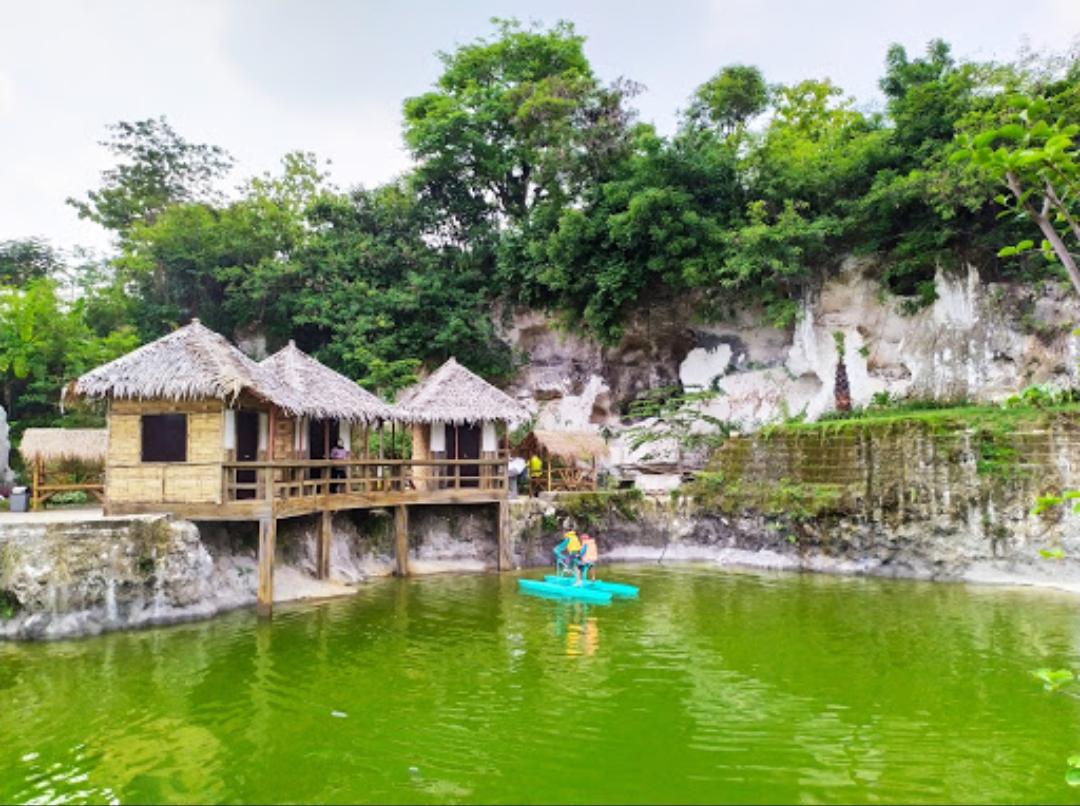 SETIGI sekapuk, Bukit Kapur Jadi Wisata Instagramable