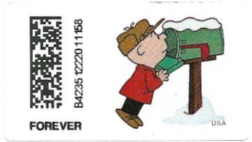 Selo Charlie Brown