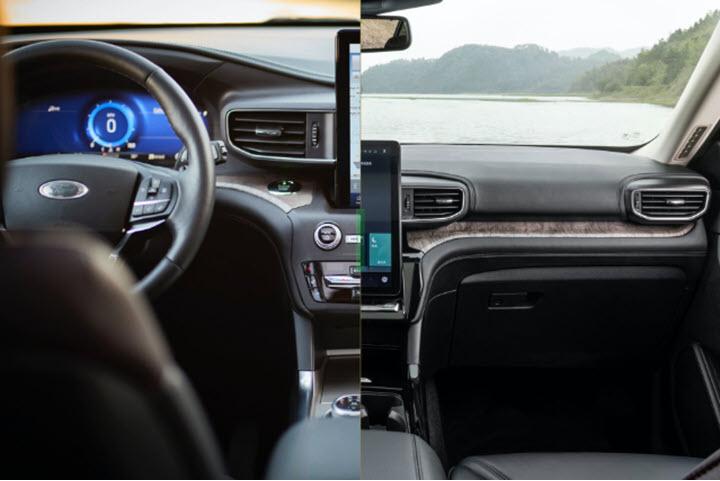 Ford tung Explorer Trung Quốc với thiết kế khác biệt, giá chỉ bằng nửa bản nhập - Ảnh 5.