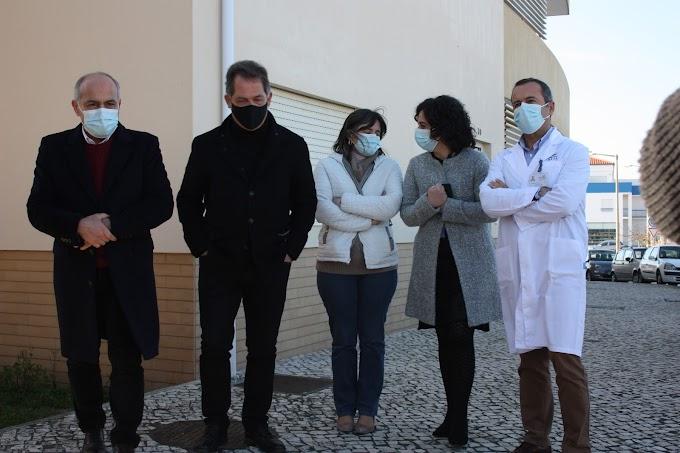 Município e Figueira Domus cedem e equipam residência hospitalar para utilização pelo Hospital Distrital da Figueira da Foz