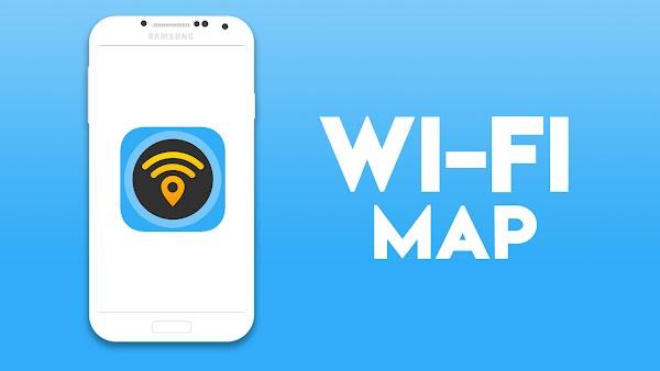 WI-FI Map: Obtén WIFI Gratis Desde Tu Dispositivo GRATIS