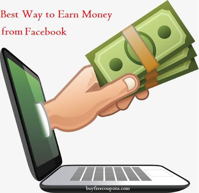 best way to earn money from facebook