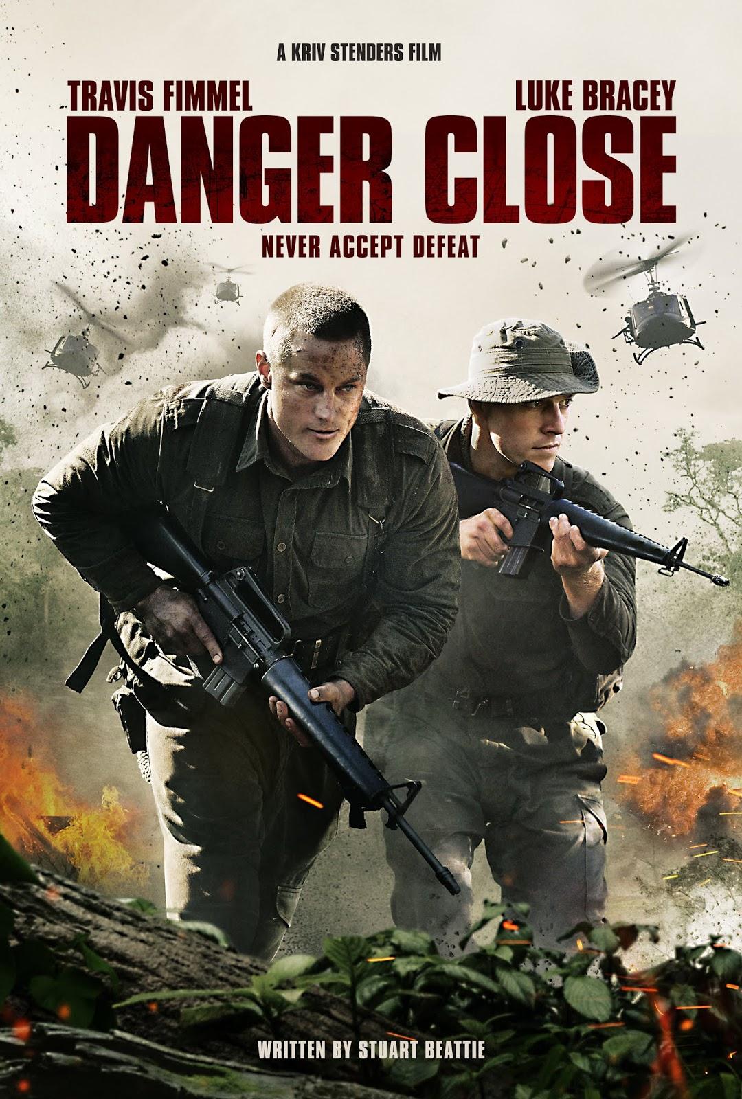 Danger Close: The Battle of Long Tan [2019] [DVDR] [NTSC] [Subtitulado]