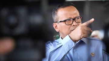 Menteri KKP Edhy Prabowo Ditangkap dengan Sejumlah Orang