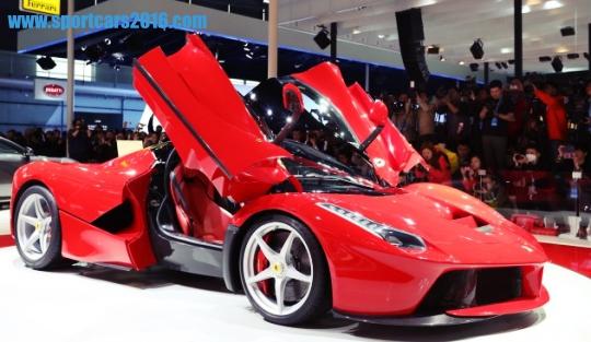 2018 Ferrari Dino Price