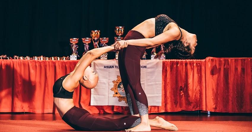 """El Gobierno de India reconoce al """"Yogasana"""" como deporte competitivo."""