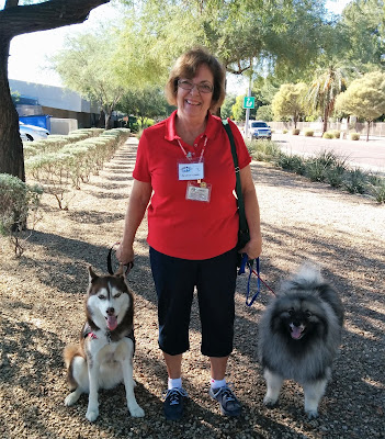 Therapy dogs help so many people; children, elderly, and recovering substance abusers