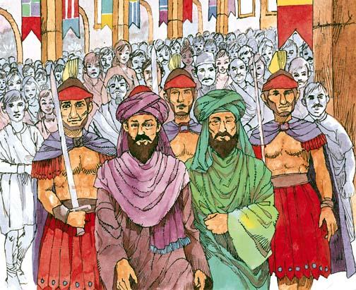 Perang hunain, penaklukan mekkah