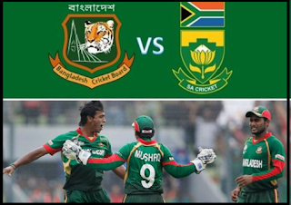 Bangladesh vs South Africa 2015 Match Schedule, Fixtures, live streaming