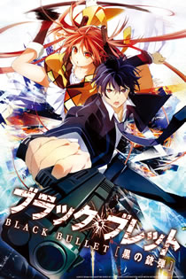 Black Bullet Legendado