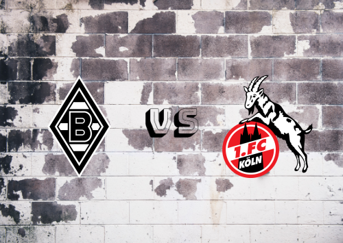 Borussia M'gladbach vs Köln  Resumen