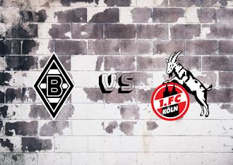 Borussia M'gladbach vs Köln Resumen y Goles
