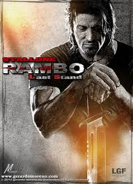 Gruesome Rambo Movie - Action Packed