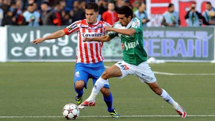 موعد مباراة الرجاء والمغرب التطواني في الدوري المغربي