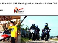 Dengan Fun Ride With CBR Meningkatkan Kemistri Riders CBR