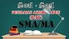 Soal dan Jawaban PAT Bahasa Sunda SMA/MA Kelas 11 Kurikulum 2013 Tahun 2020