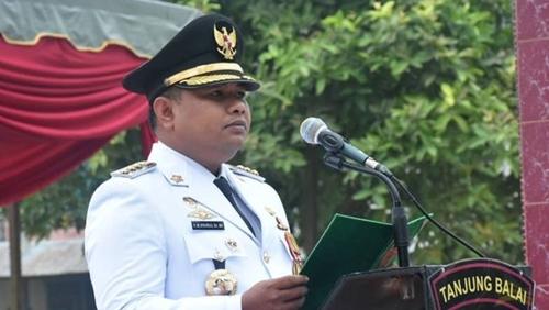 Jadi Tersangka, M Syahrial Minta Maaf Warga Tanjungbalai