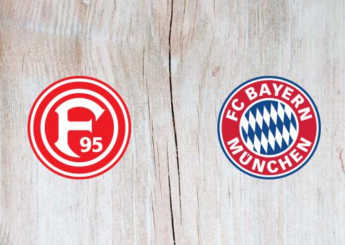 Fortuna Dusseldorf vs Bayern Munich -Highlights 23 November 2019