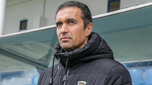 Oficial: Feirense, destituido el técnico Filipe Rocha