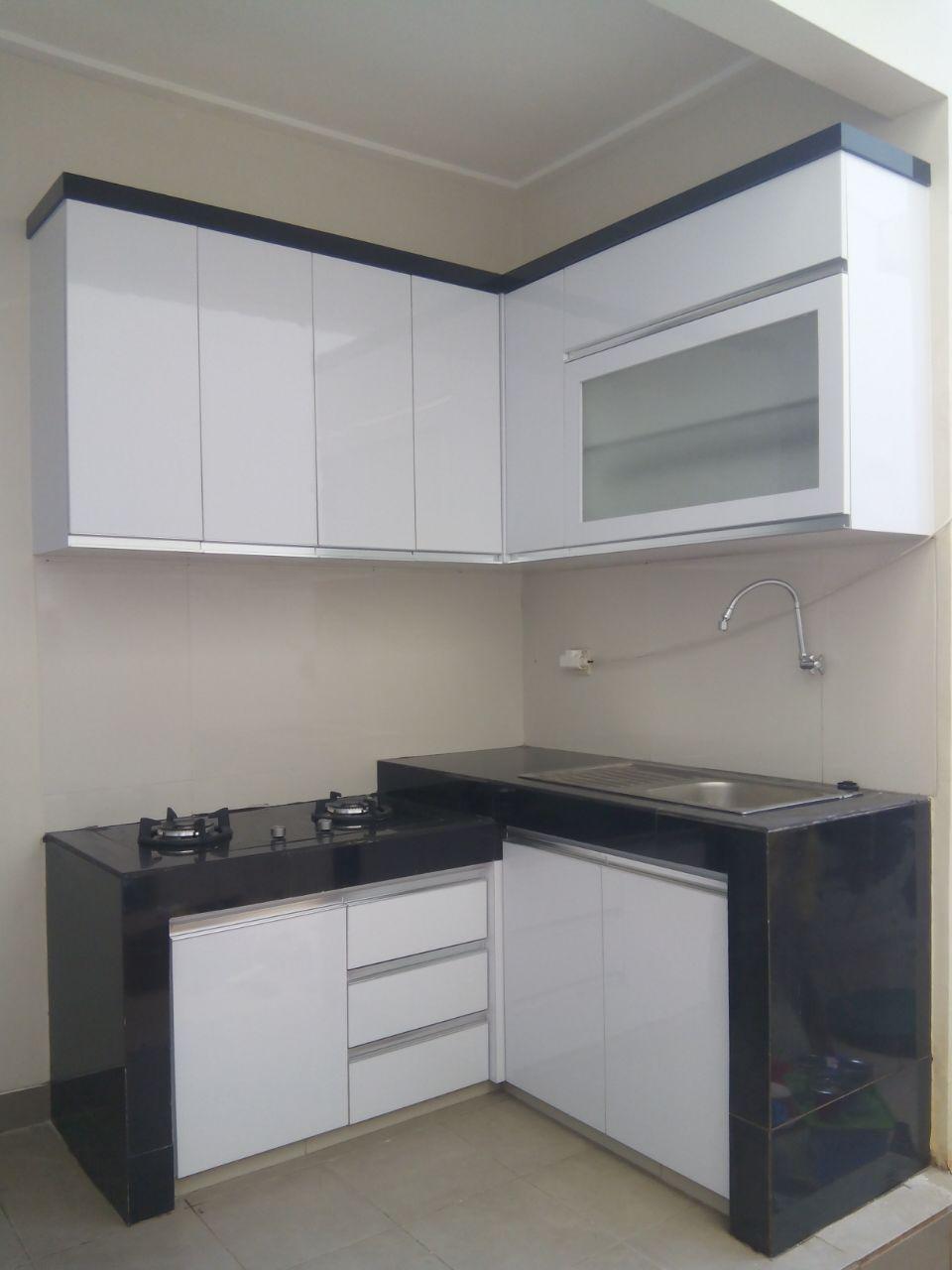 Kitchenset cikarang karawang bekasi kitchen set minimalis cikarang