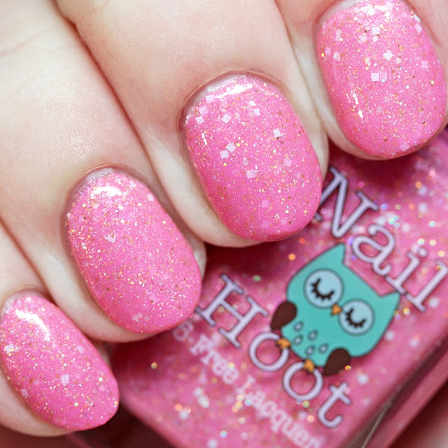 Nail Hoot Indie Lacquers XOXO