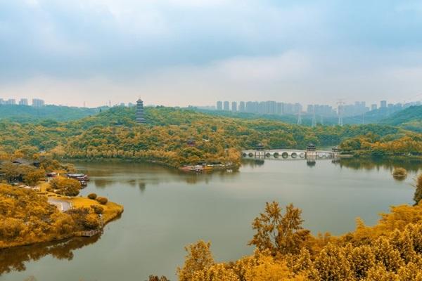 สวนฉงชิ่งเอ็กซ์โป (Chongqing Garden Expo Park) @ www.trip.com