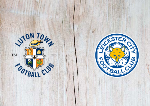 Luton Town vs Leicester City -Highlights 24 September 2019