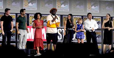 Marvel Eternals : Movie mein Japanese manga style ke sath Bollywood tadka bhi shamil hoga.