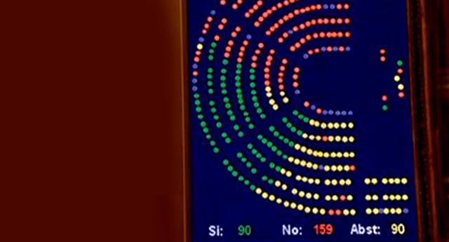 ¿Puede la disciplina de voto imponerse a la conciencia individual de los diputados?