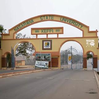 NSUK entrance gate