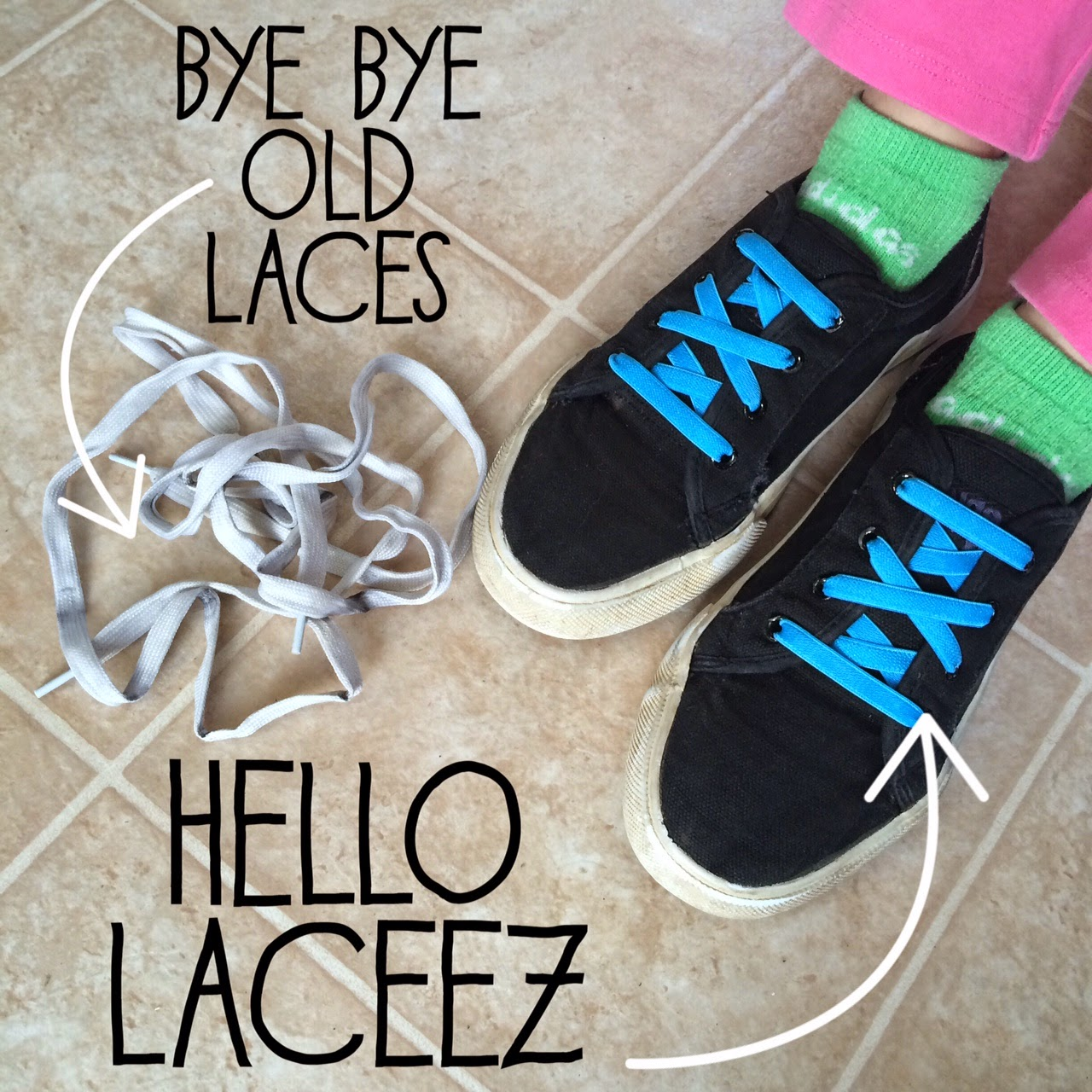 Laceez Magic Shoelaces Review