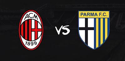 مشاهدة مباراة ميلان ضد بارما 13-12-2020 بث مباشر في الدوري الايطالي