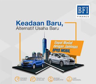 Gadai bpkb mobil bfi finance 081283872637