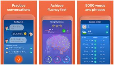 Aplikasi Belajar Bahasa Jepang - 2