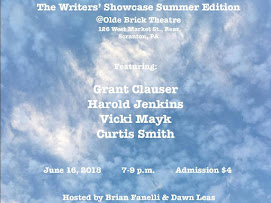 Writers' Showcase Summer Edition