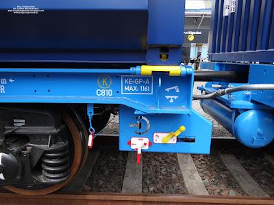 Wagon serii Sggrrs, Tatravagónka, Innofreight, Czech Raildays 2018