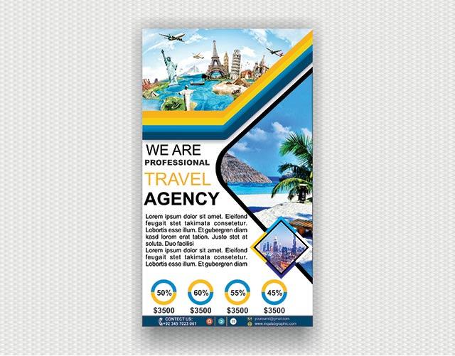Travel Agency Banner